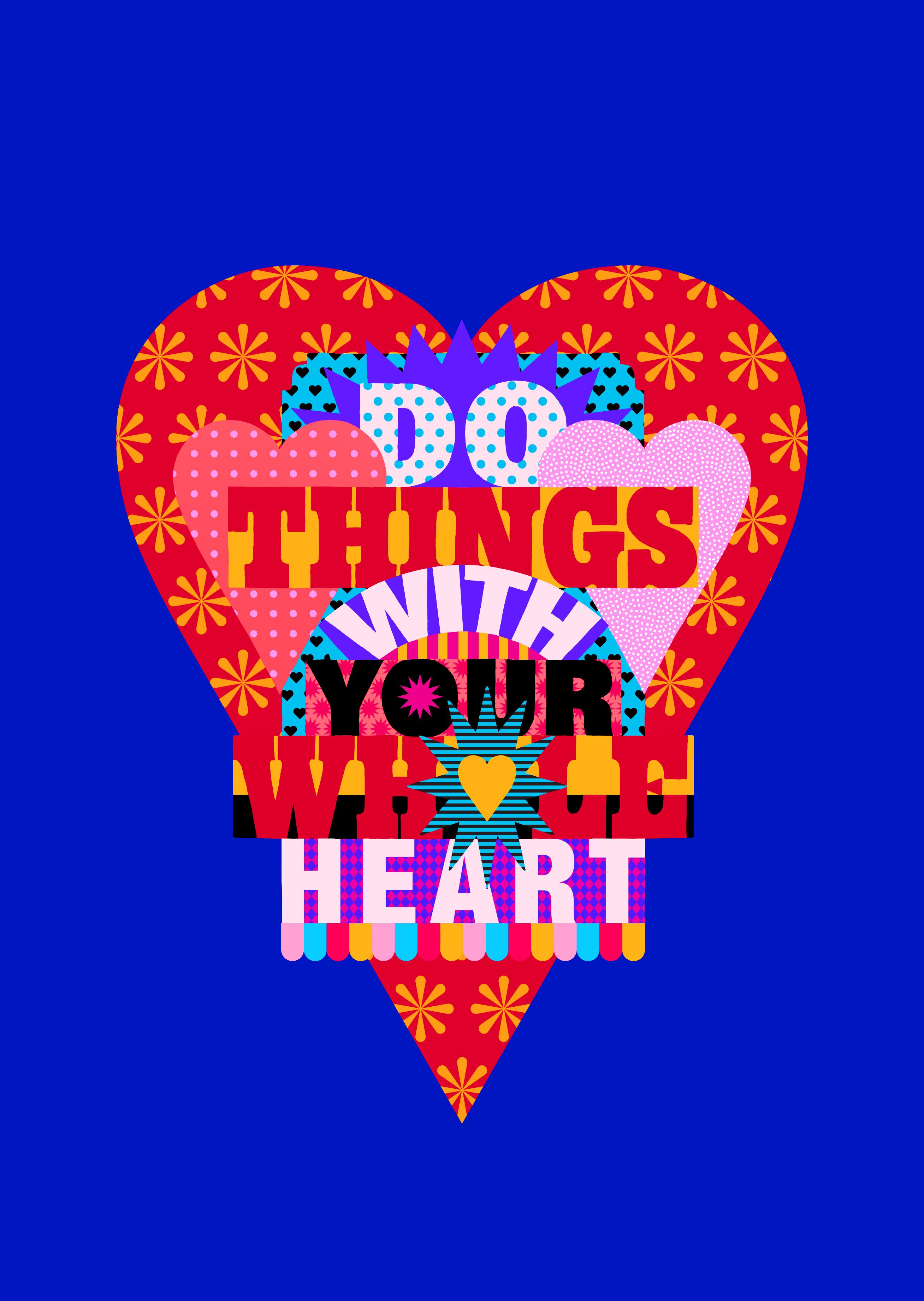 DO THINGS WITH YOUR WHOLE HEART-Recovered